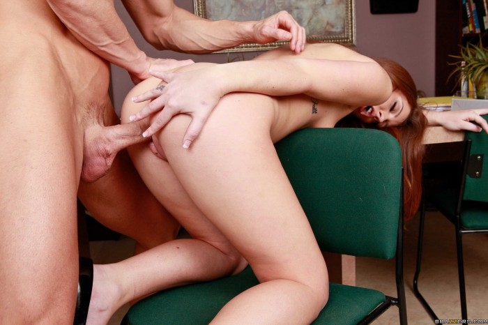 Maddy Oreilly Behind