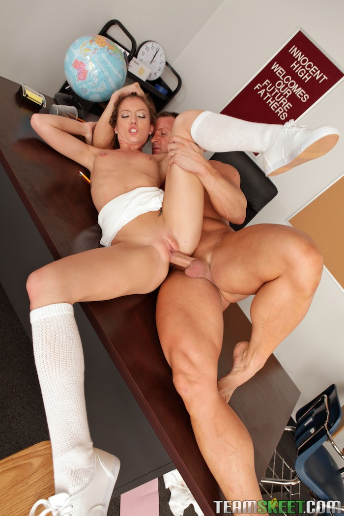 Maddy Oreilly Side