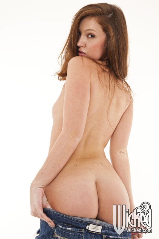Maddy O'Reilly Bare Ass